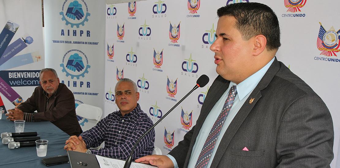 Centro Unido refuerza campaña para destacar las Zonas PyMES
