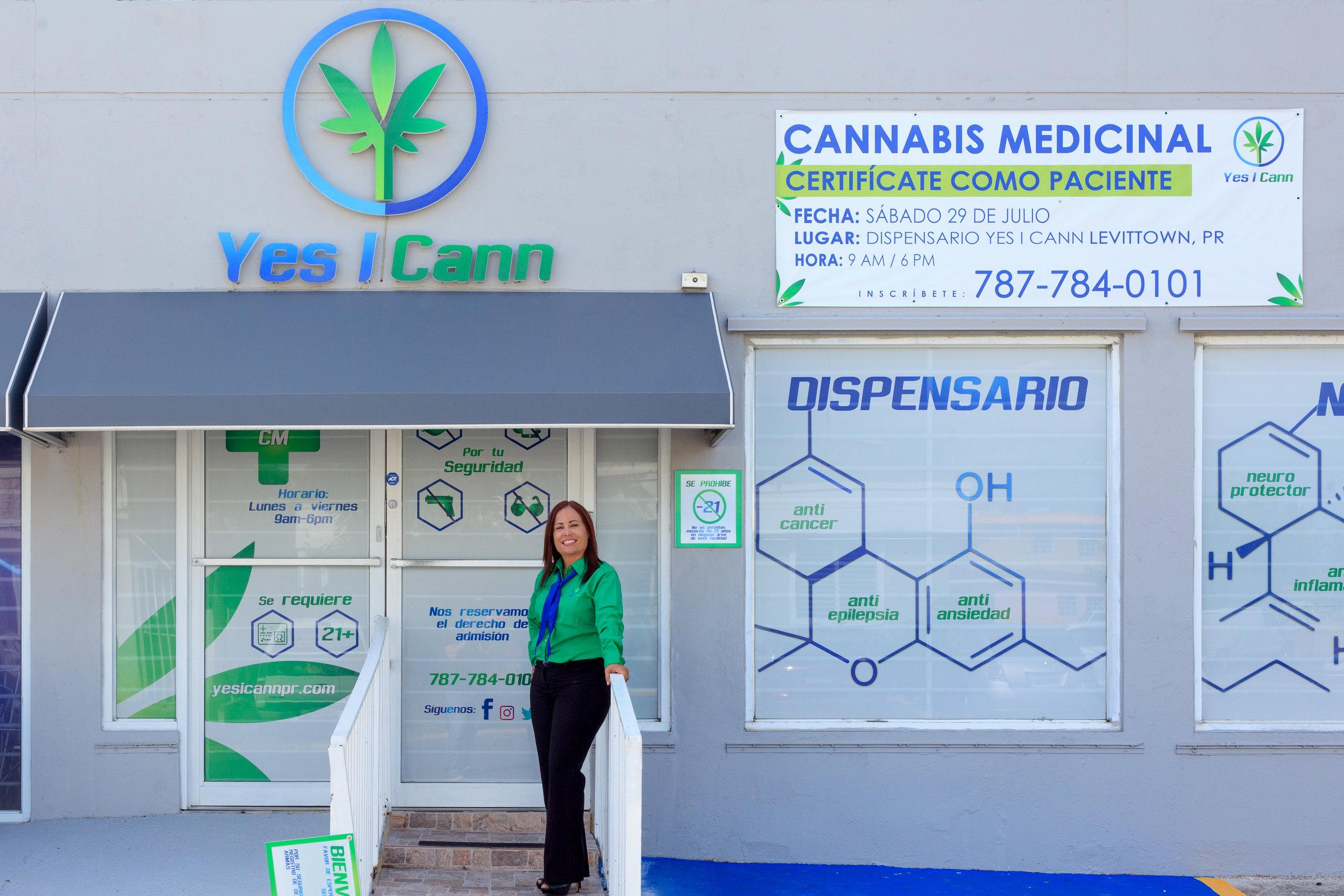 Abrirán primer dispensario boutique de cannabis medicinal en Levittown
