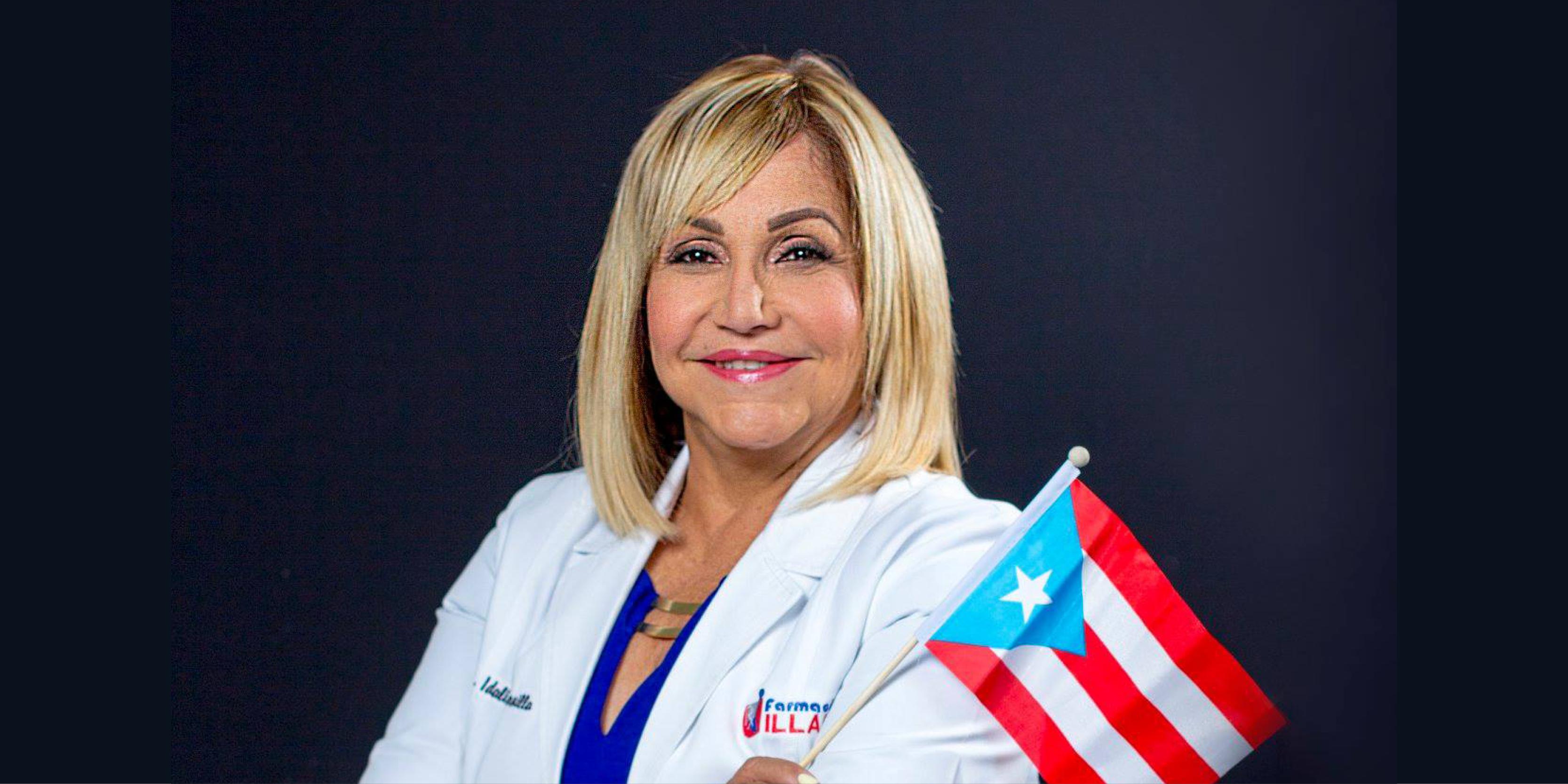 Farmacéutica puertorriqueña reconocida con prestigiosa distinción