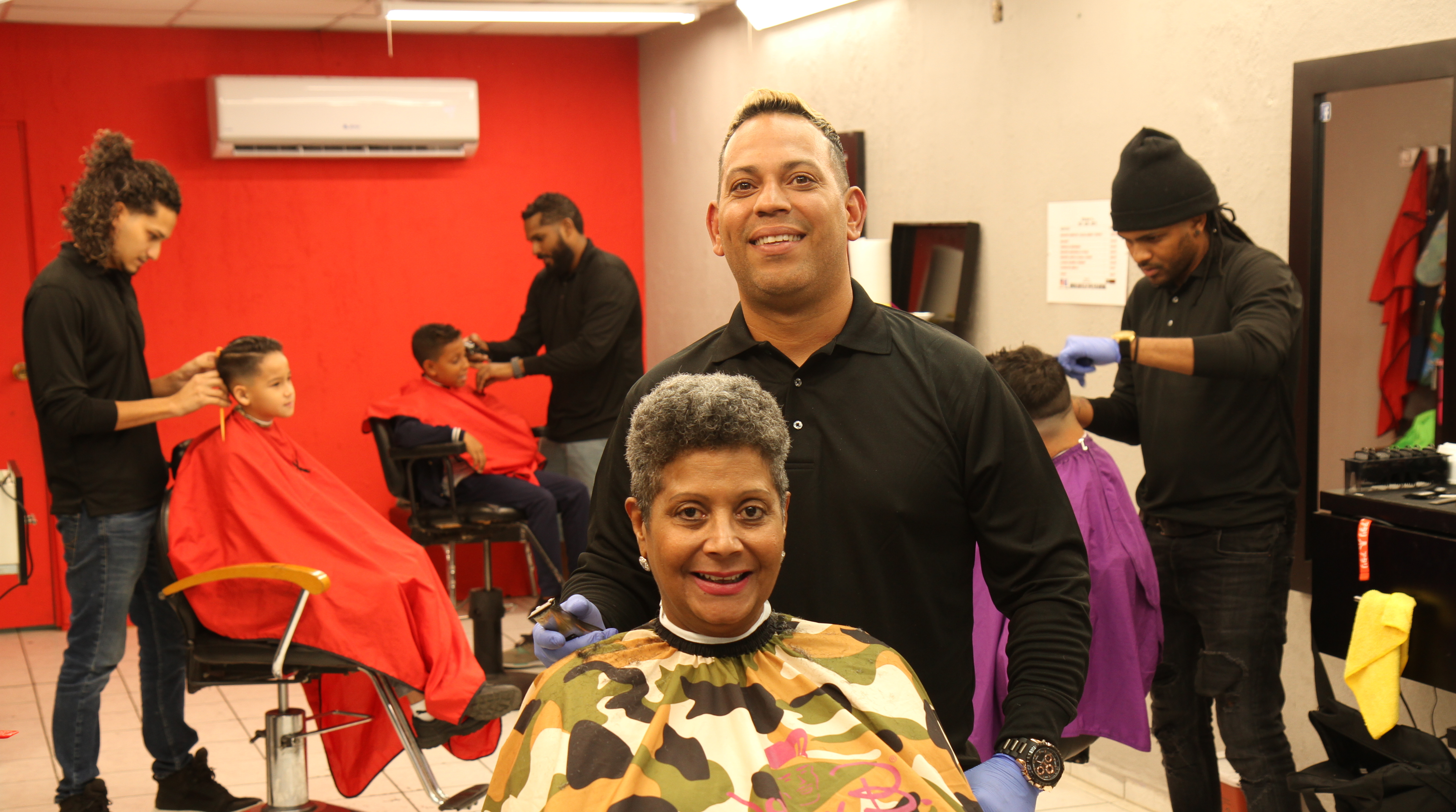 D'Glow Hair Studio, algo más que una barbería