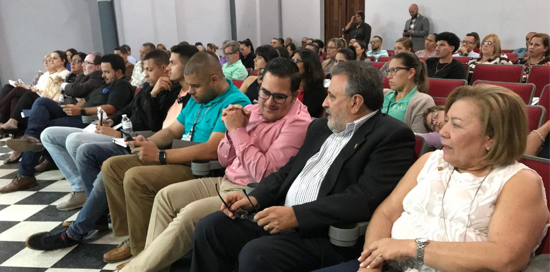 Centro Unido capacita a empresarios de Arecibo