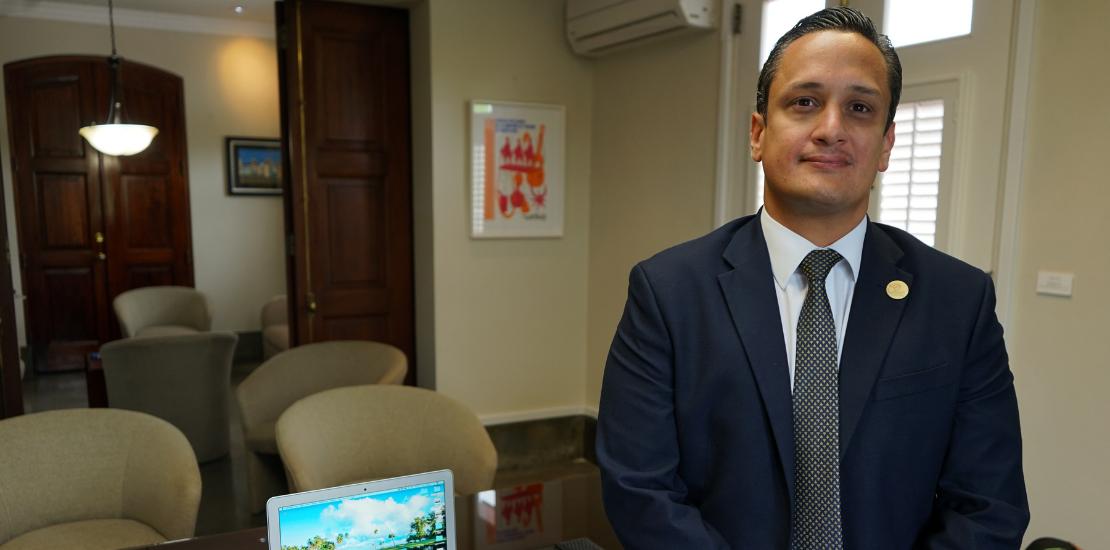Carlos Mercado apunta al agroturismo